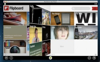 Install Flipboard on Mac or PC