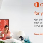 Save £15 on Office 365 Subscription