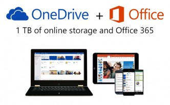 Microsoft to up Office 365 cloud storage to 1Tb in July