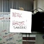Working Smarter is Smart Work