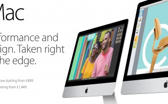 Apple Have Released an £899 iMac