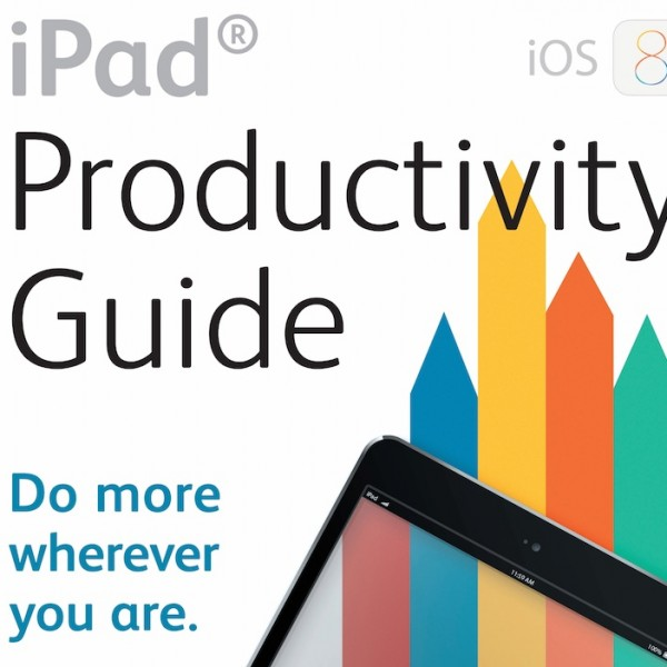 iPad Productivity Guide Cover