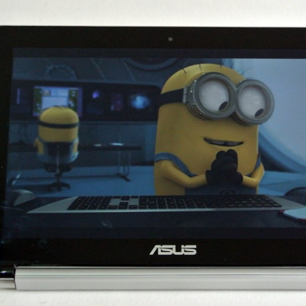 Asus Chrombook Flip Tablet Mode
