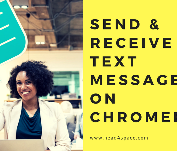 Send and Receive Text Messages on Chromebook 2018